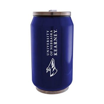 University of Nebraska at Kearney - Stainless Steel Tailgate Can - Blue