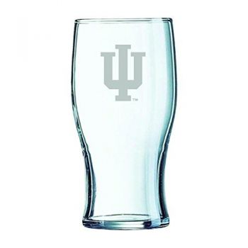 Indiana University-Irish Pub Glass