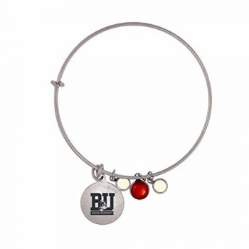 Boston College-Frankie Tyler Charmed Bracelet