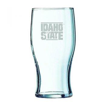 Idaho State University-Irish Pub Glass