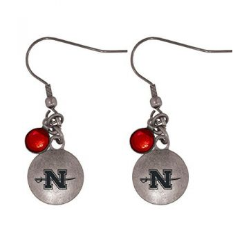 Nicholls State University-Frankie Tyler Charmed Earrings