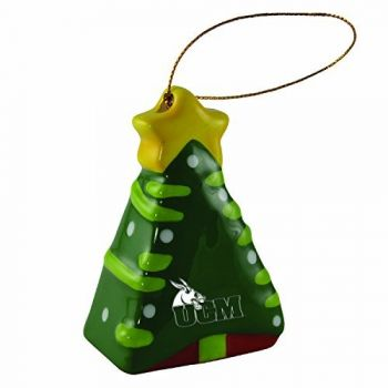 University of Central Missouri -Christmas Tree Ornament