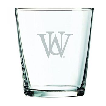 Washington University in St. Louis-13 oz. Rocks Glass
