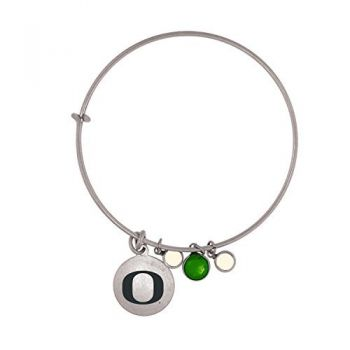 University Of Oregon-Frankie Tyler Charmed Bracelet