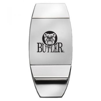 Butler University - Two-Toned Money Clip
