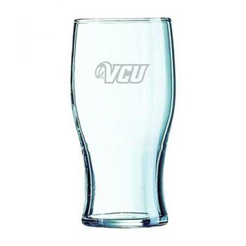 Virginia Commonwealth University-Irish Pub Glass