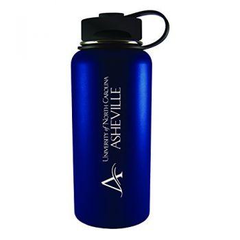 University of North Carolina at Asheville-32 oz. Travel Tumbler-Blue