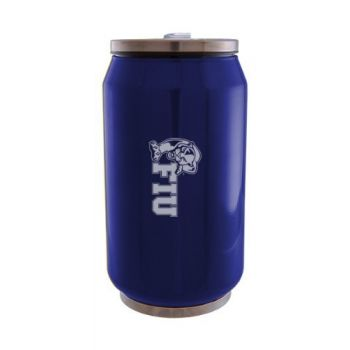 Florida International University - Stainless Steel Tailgate Can - Blue