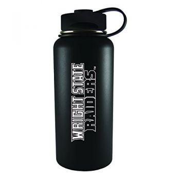 Wright State university -32 oz. Travel Tumbler-Black
