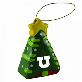 University of Utah-Christmas Tree Ornament