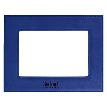 Bucknell University-Velour Picture Frame 4x6-Blue
