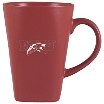 Niagara University -14 oz. Ceramic Coffee Mug-Pink