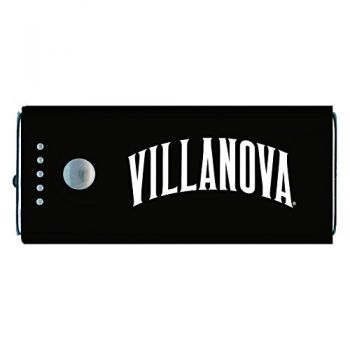 Villanova University -Portable Cell Phone 5200 mAh Power Bank Charger -Black
