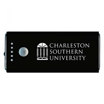 Charleston Southern University -Portable Cell Phone 5200 mAh Power Bank Charger -Black