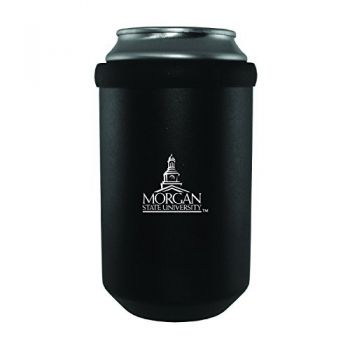 Morgan State University -Ultimate Tailgate Can Cooler-Black