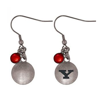 Youngstown State University-Frankie Tyler Charmed Earrings