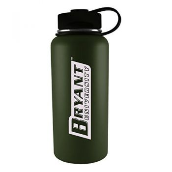 Bryant University -32 oz. Travel Tumbler-Gun Metal