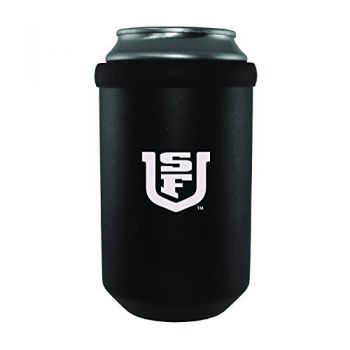 University of San Francisco -Ultimate Tailgate Can Cooler-Black