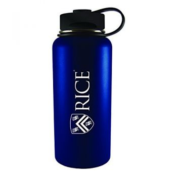 Rice University -32 oz. Travel Tumbler-Blue