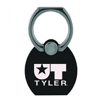 University of Texas at Tyler|Multi-Functional Phone Stand Tech Ring|Black