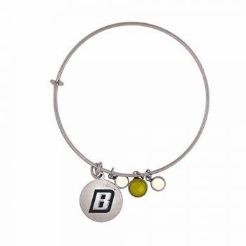 Bryant University-Frankie Tyler Charmed Bracelet