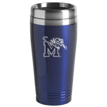 16 oz Stainless Steel Insulated Tumbler - Memphis Tigers