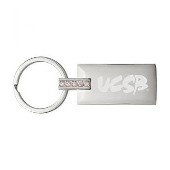 University of California, Santa Barbara-Jeweled Key Tag