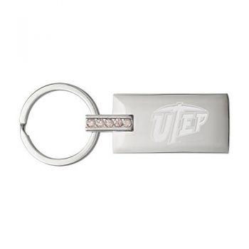 The University of Texas at El Paso-Jeweled Key Tag