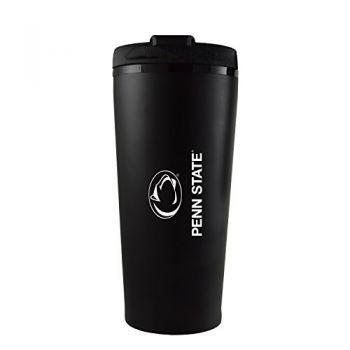 The Pennsylvania State University -16 oz. Travel Mug Tumbler-Black