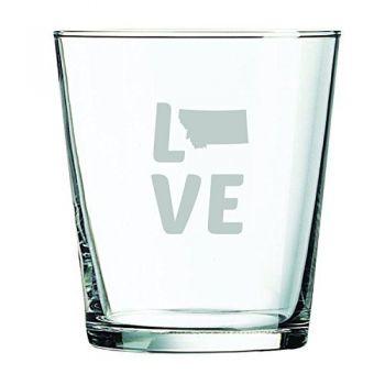 13 oz Cocktail Glass - Montana Love - Montana Love