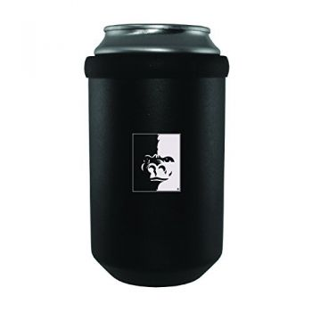 Pittsburg State University -Ultimate Tailgate Can Cooler-Black
