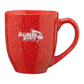 Illinois State University - 16-ounce Ceramic Coffee Mug - Red