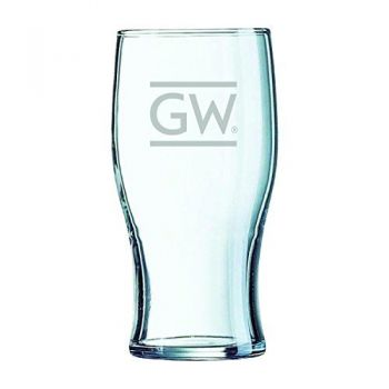 Georgetown University-Irish Pub Glass