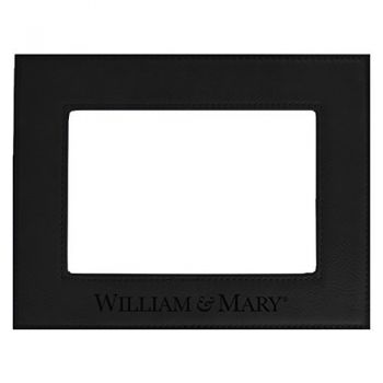 Winthrop University-Velour Picture Frame 4x6-Black