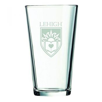 Lehigh University-16 oz. Pint Glass