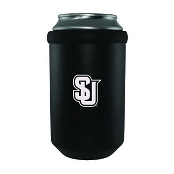 Seattle University -Ultimate Tailgate Can Cooler-Black