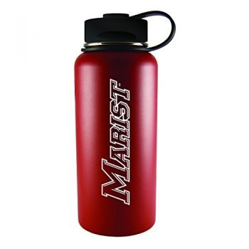 Marist College-32 oz. Travel Tumbler-Red