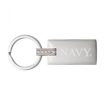 United States Naval Academy-Jeweled Key Tag