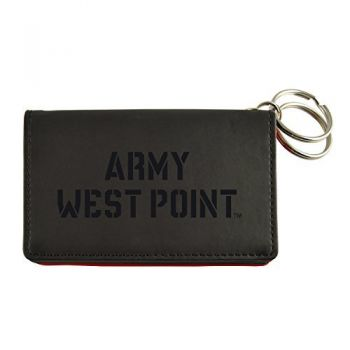Velour ID Holder-United States Military Academy-Black