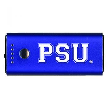 The Pennsylvania State University -Portable Cell Phone 5200 mAh Power Bank Charger -Blue