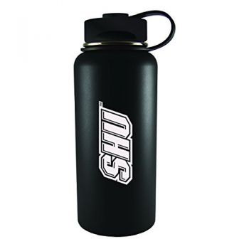 Sacred Heart University -32 oz. Travel Tumbler-Black