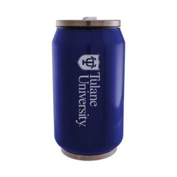 Tulane University - Stainless Steel Tailgate Can - Blue