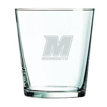 Monmouth University -13 oz. Rocks Glass