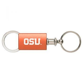 Oregon State University - Whistle Key Tag - Black
