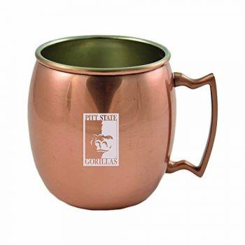 Pittsburg State University-16 oz. Copper Mug