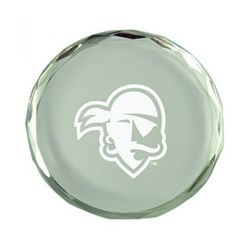 Seton Hall University-Crystal Paper Weight