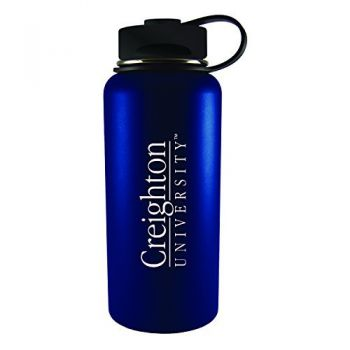 Creighton University -32 oz. Travel Tumbler-Blue