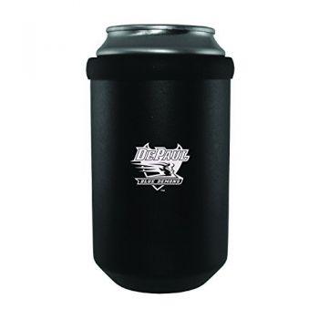 DePaul University -Ultimate Tailgate Can Cooler-Black