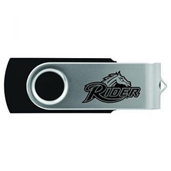 Rider University -8GB 2.0 USB Flash Drive-Black