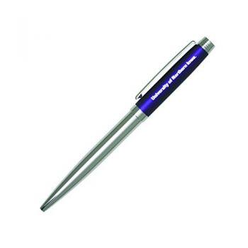 University of Northern Iowa-Sleek Avanti Ballpoint Pen -PURP